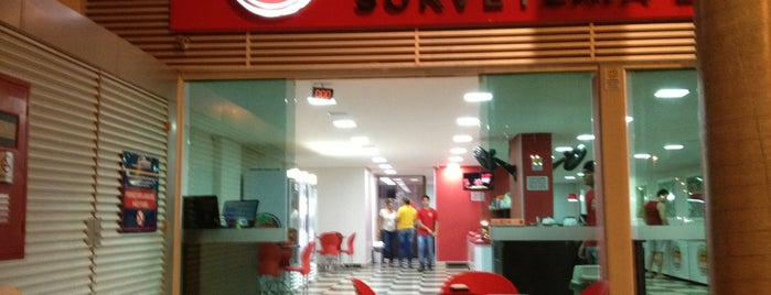 Nosso Sabor Sorvetes is one of Aonde ir em Brasília.