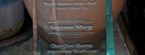 Choo Choo Churros is one of CLUBS AND BARS.