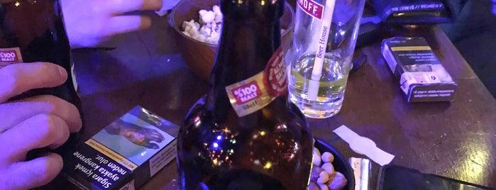 Beer House is one of Tempat yang Disukai Ayşem.