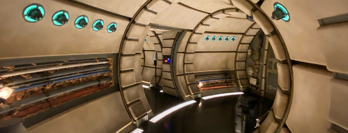 Star Wars: A Galaxy Far, Far Away is one of Where I've Been - Landmarks/Attractions 2.