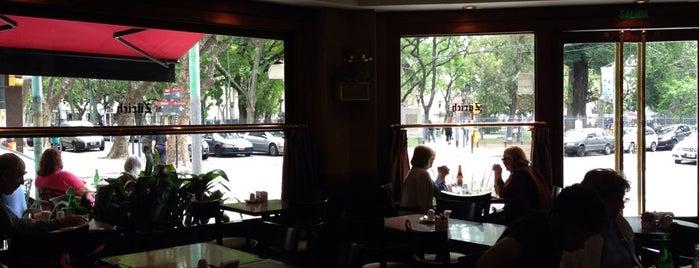 Zurich Confitería is one of BA Cafeterias y Salones de Te.