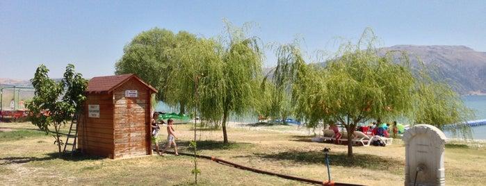 Taşevi Halk Plajı is one of ✖ Türkiye - Isparta.