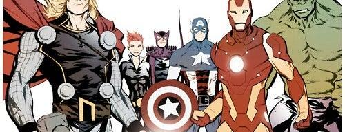 Avengers Tower is one of Locais curtidos por Monica.