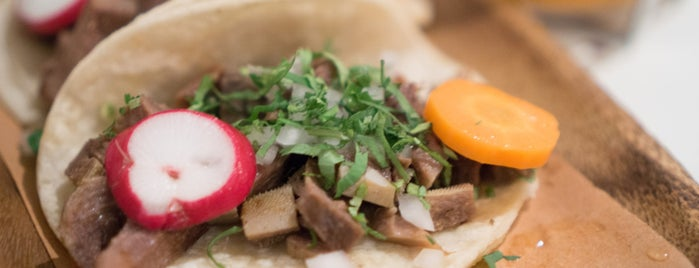 Casa Enrique is one of America's Greatest Taco Spots.