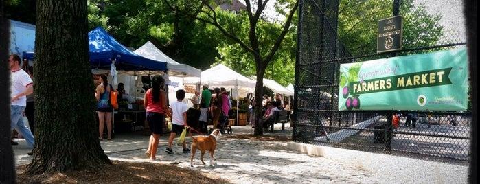 Sunnyside Farmers' Market is one of LIC / Sunnyside / Astoria.
