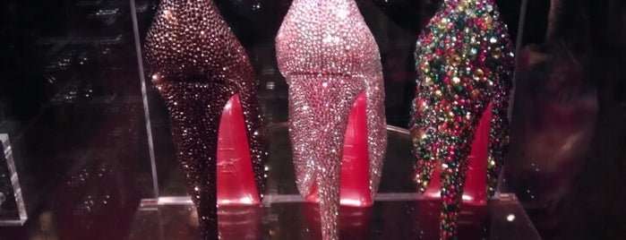 Christian Louboutin is one of Beautiful places.