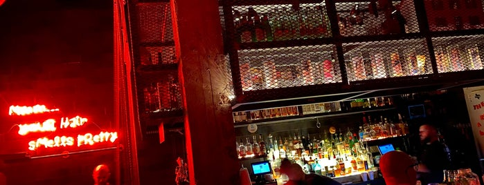 Hidden bars in Austin