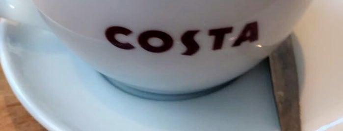 Costa Coffee is one of Orte, die Johannes gefallen.