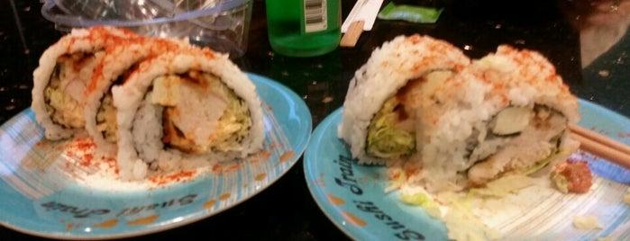 Sushi Train is one of Orte, die Lauren gefallen.