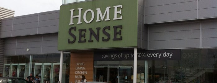 HomeSense is one of Kevin : понравившиеся места.