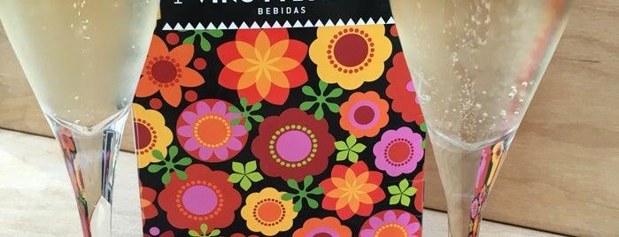 Vino Y Flores is one of Locais curtidos por Pa.