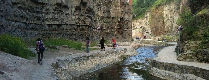 Abano Street Ravine | ლეღვთახევი is one of Tiflis.
