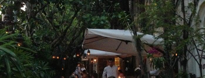 Casa Tua Restaurant is one of F&W's Coziest Restaurant.