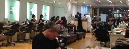 Zen Nail And Spa is one of NYC Detox.