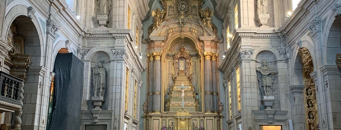 Basílica dos Congregados is one of Braga.