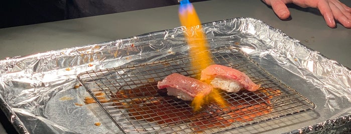 Hatch Yakitori is one of Food places to try.