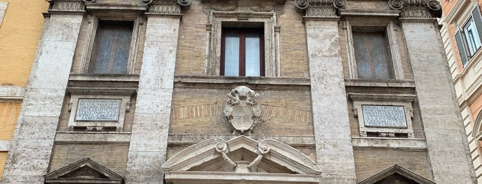 santa maria in trivio is one of ROME - ITALY.