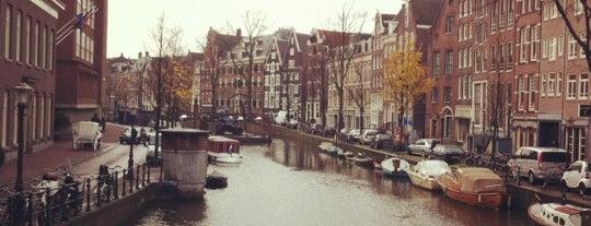 Oudezijds Voorburgwal is one of amsterdam.