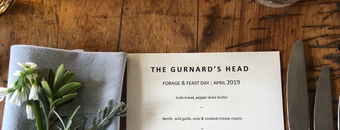 The Gurnards Head is one of Tempat yang Disukai Ashleigh.