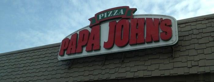 Papa John's Pizza is one of Lieux qui ont plu à Jason.