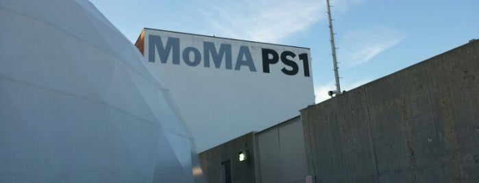 MoMA PS1 Contemporary Art Center is one of NYC.