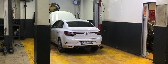Çelik Oto Renault Yetkili Satış ve Servisi is one of Posti che sono piaciuti a Fatih.