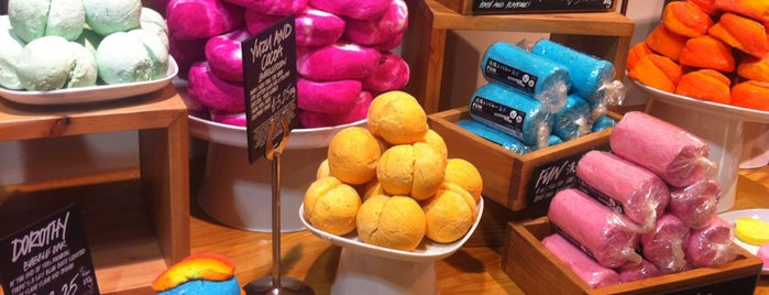 Lush is one of Shopping in London.