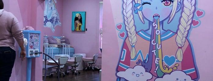 Cute Nail is one of Lugares favoritos de Susie.