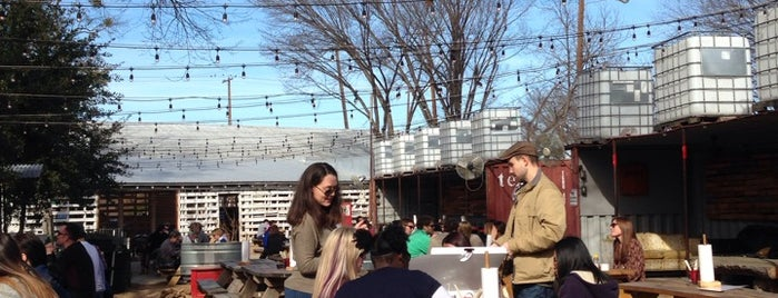The Foundry is one of Outdoor Bars in Dallas.