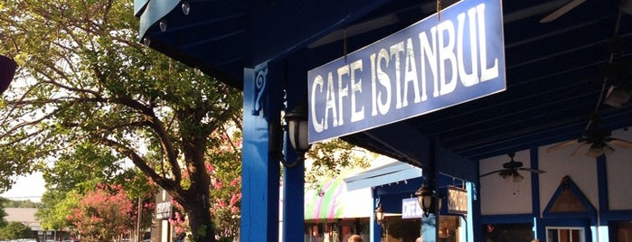 Cafe Istanbul is one of Lugares favoritos de Jose.