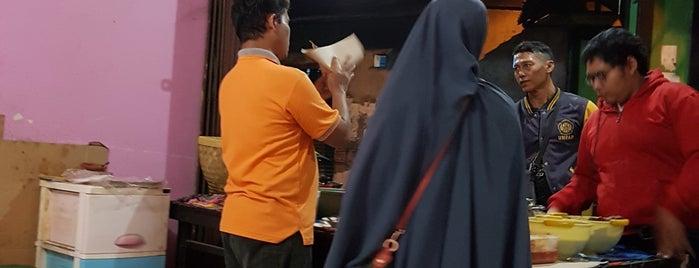 Nasi uduk bang bule is one of Kuliner Bekasi.