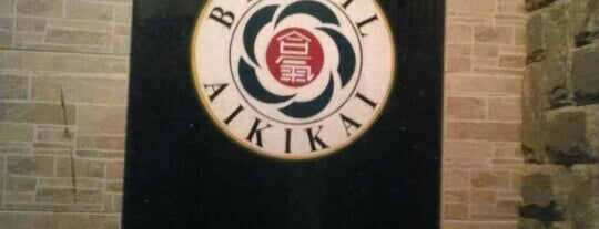 Instituto Takemussu Brazil Aikikai - Aikido is one of Locals Especialista.