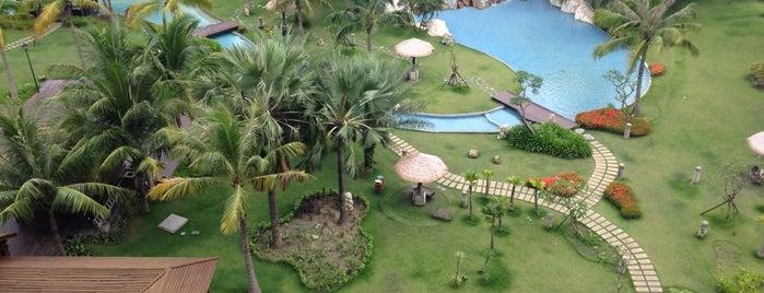 桂田酒店 is one of Taiwan.