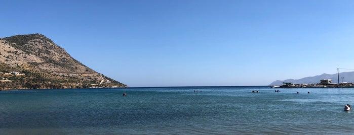 Παραλία Κοτρωνα is one of Ifigenia: сохраненные места.