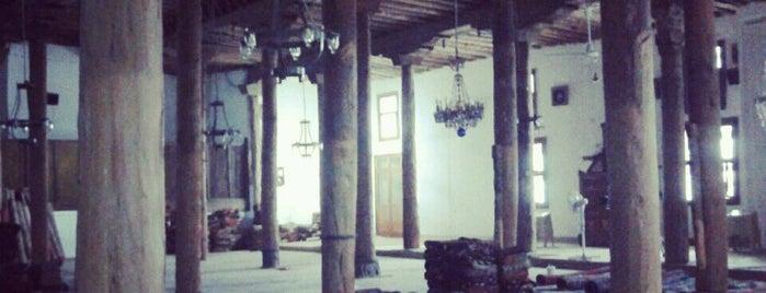Ulu Cami is one of Eskişehir İlçeleri Gezilececek\Yenilecek Yerler.
