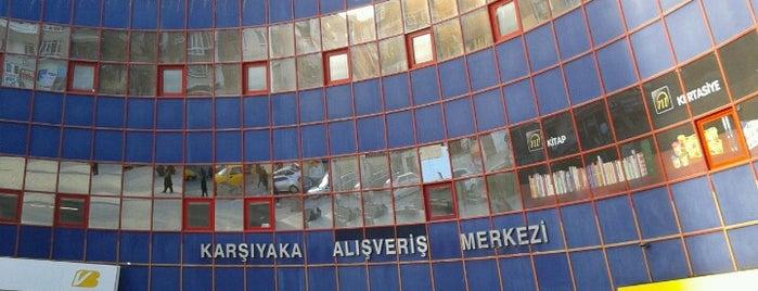 Karşıyaka İş Merkezi is one of Tempat yang Disukai Yunus.