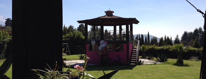 La Aldea Restaurant Rustico Campestre is one of amecameca.