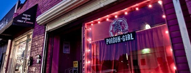 Poison Girl is one of 713.