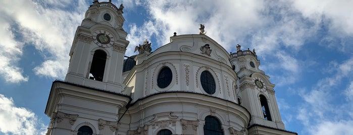 Kollegienkirche is one of Orte, die Vangelis gefallen.