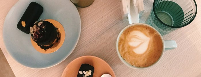 Why Not Coffee & Store is one of Coffee & desserts in Kyiv.