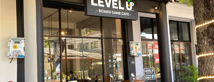 Level Up is one of Bali 2.0.