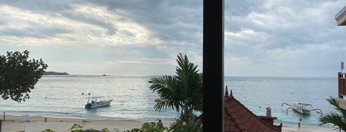 Segara Beach Inn is one of !Bali?.