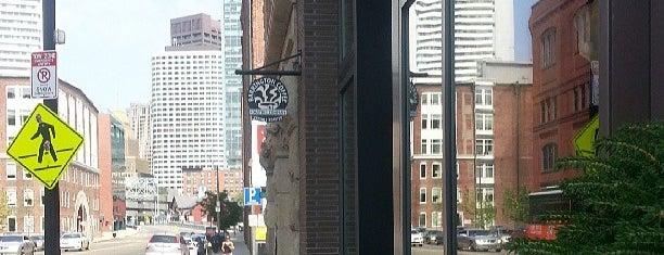 Barrington Coffee Roasting Company is one of Boston.