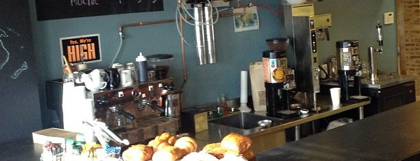 Dark Matter Coffee is one of Coffee Places_Chicago.