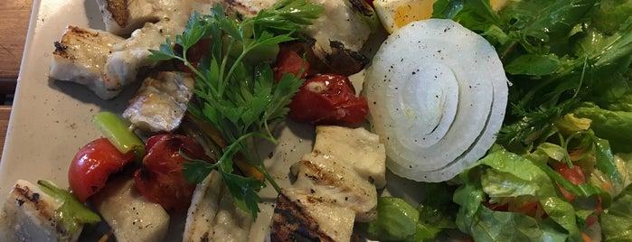 Onbir Balık Et & Köfte is one of Posti che sono piaciuti a N. Naz.
