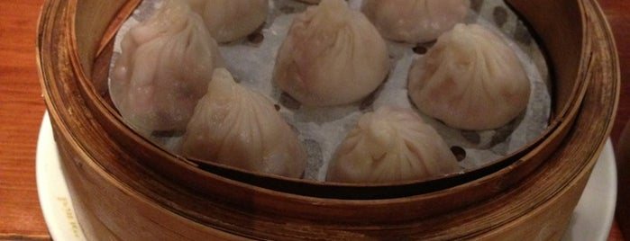 Beijing Dumpling is one of London.