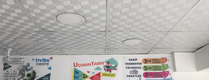 Geçit İletişim is one of İbrahim'in Beğendiği Mekanlar.