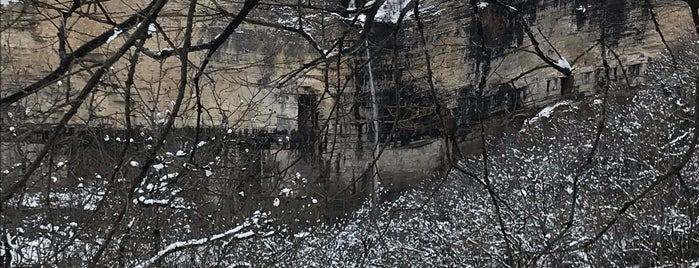 Kinchkha Waterfall is one of Грузия.