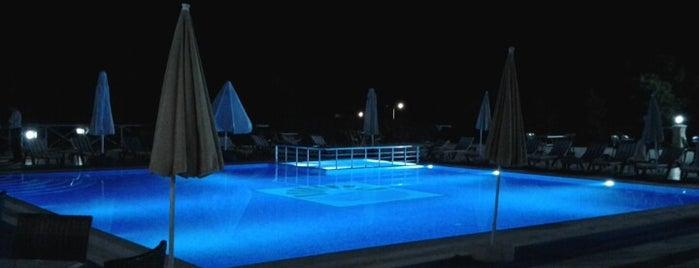 Dinler Hotels - Nevşehir is one of Orte, die önder gefallen.
