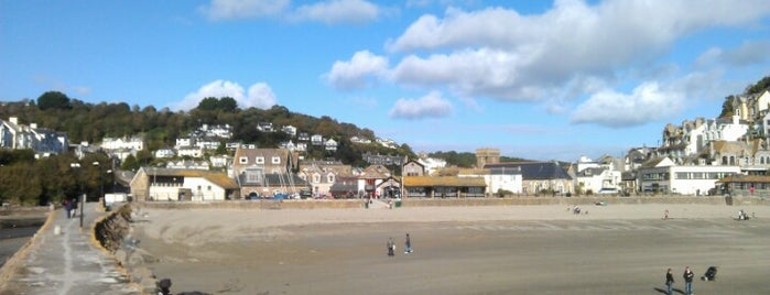 East Looe Beach is one of South West UK.
